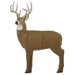 GlenDel Full-Rut Buck w / 4-sided insert