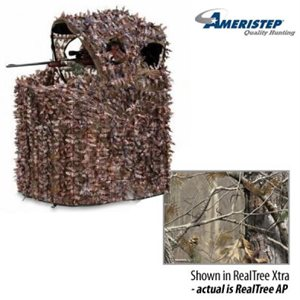3D GILLIE TENT CHAIRBLIND REALTREE