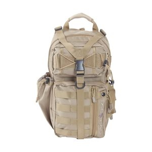LITE FORCE TACTICAL PACK TAN