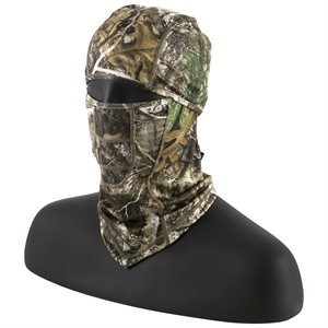 BALACLAVA FACE MASK WITH MESH, REAL TREE EDG