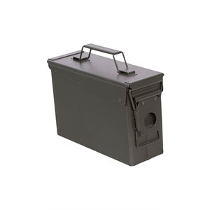 30 CAL STEEL AMMO CAN