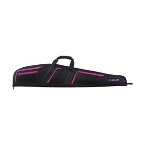 DOLORES RIFLE CASE 46IN BLK / ORCH