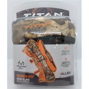 QUICK FIT BOW SLING 40IN, REALTREE XTRA