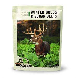 WINTER BULBS & SUGAR BEETS