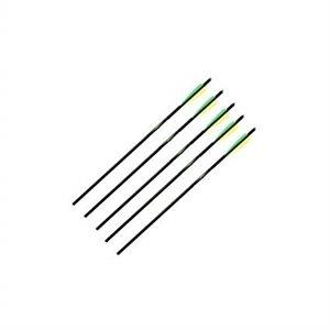 """22"""" Headhunter Arrows by Barnett w / Field Pt / Moon Nock - 5 p"""