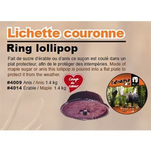 ANISE LICK RING 1.4 KG