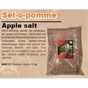 APPLE SALT 15KG