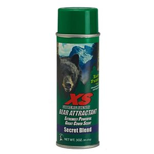 BEAR SCENT AEROSOL BACON
