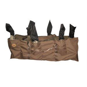 FULL BODY 6 SLOT BROWN, FIELD GOOSE, POLY BAG