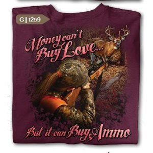 Buy Ammo Maroon
