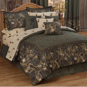 BROWNING WHITETAIL COMFORTER SET FULL