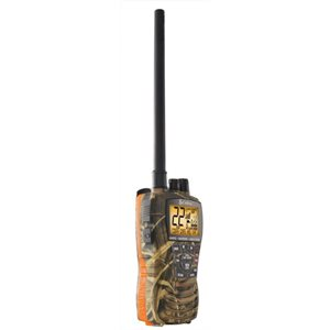 HH FLOAT DUAL VHF + GMRS, CAMO