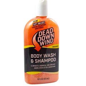 16 oz Orange Pearl Hair & Body Soap