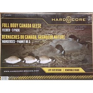 Field-Series Canada Feeder 3 Pack w / stakes