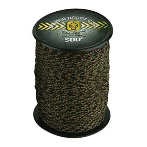 Braided Decoy Cord 500'