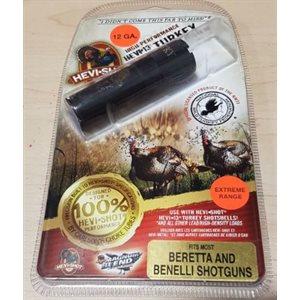 12 gauge Beretta / Benelli non-ported turkey choke tube (Beret