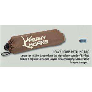 RATTLING BAG HEAVY HORNS