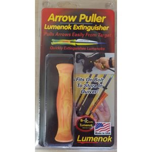 Arrow Puller Extinguisher -- Orange / Yellow
