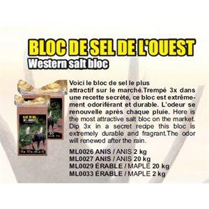 ANIS BLOC 20 KG