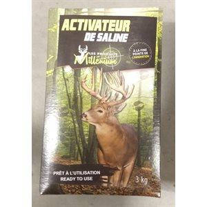 ACTIVATEUR DE SALINE CHEVREUIL 3 KG