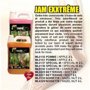 BEET JAM EXXTREME 4LITRES