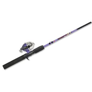 "Striker GT Lady 5'6"" Spincast Med / Action -2pc"