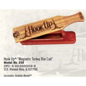 Hook Up Magnetic Box Call , Clam