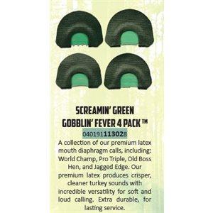 Gobblin' Fever 4-Pack