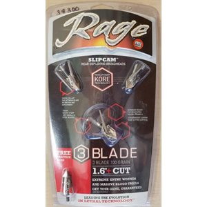 "3 Blade 1.6"" With Kore Technology"
