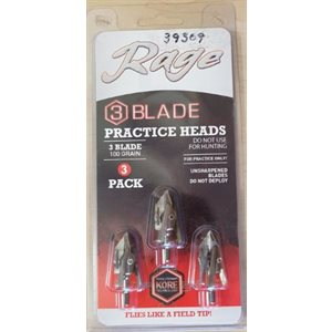 3 Blade With Kore Technology Practice