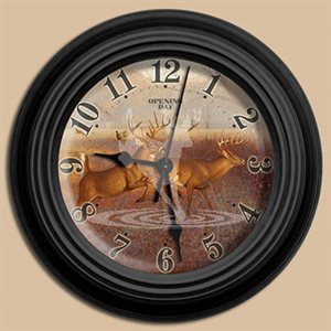 "10"" dia. Wall Clocks OPENING DAY"