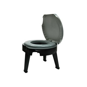 FOLD TO GO COLLAPSIBLE TOILET