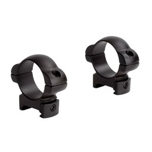 0mm High Steel Sport Rings / QR / Recoil Key