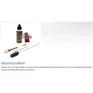 Breech Plug Cleaning Kit / Cleaning / 50 cal. / / 6
