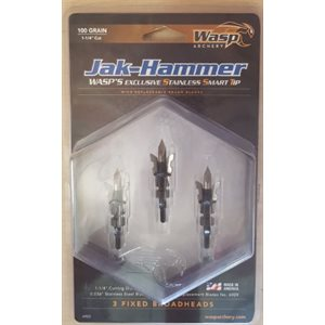 Jak-Hammer SST 1 1 / 4 100 (3 per pack)