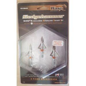 Sledgehammer Crossbow 150 (3 per pack)