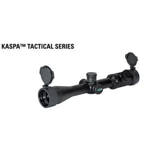 1-4X24 DUAL-X FFP KASPA TACTICAL SCOPES 30MM