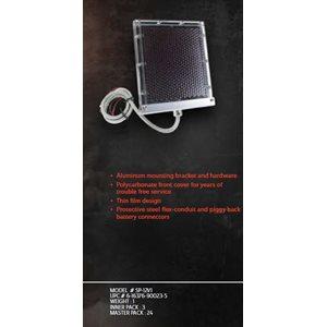 12-Volt Solar Panel w / MountingWGSP12