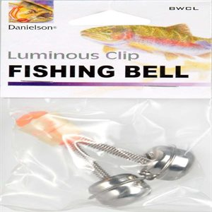 BELL DOUBLE ROUND w / LUMINOUS CLIP